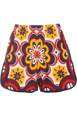 La DoubleJ Terry Shorts