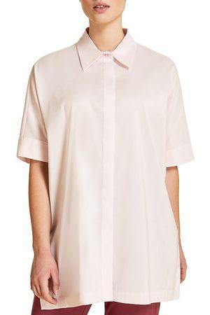 Persona by Marina Rinaldi Women's Filosofo Short-Sleeve Shirt - - Size 14W