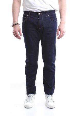 Dolce & Gabbana Skinny Men Dark jeans