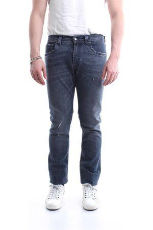 Etro Slim Men Jeans