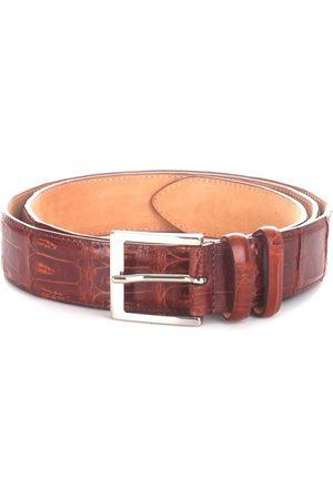 Fabrizio Mancini Men Belts - Belts Men Pelle