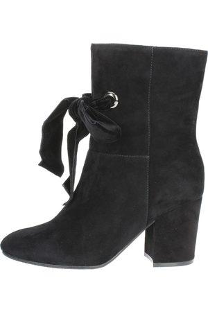Luciano Barachini Boots Women Camoscio