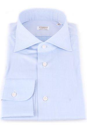 Borriello Classic Men Turquoise Cotone