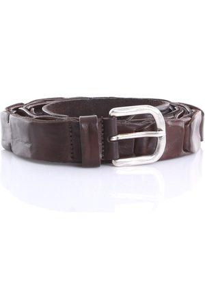 ALBERTO LUTI Belts Men