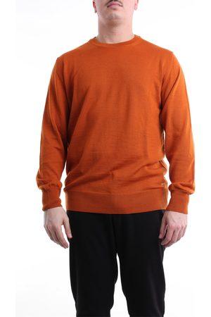 OFFICINA 36 Crewneck Men Pumpkin