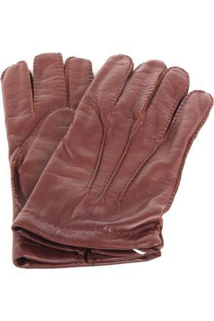 MARIO PORTOLANO Leather jackets Men Pelle