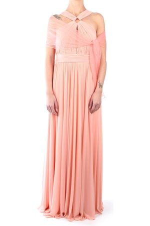 IMPERO Dress Women Rose Poliestere