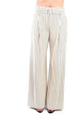 ERIKA CAVALLINI Trouser Women cotone