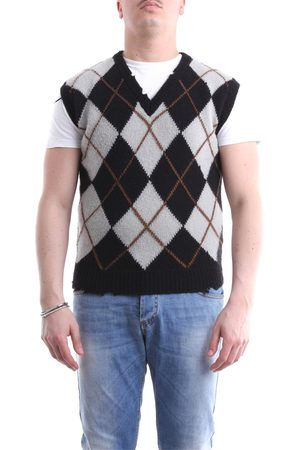 GRIFONI Knitted vest Men and
