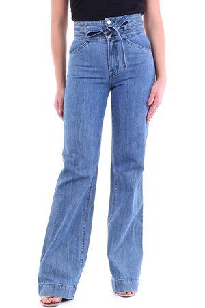 J Brand Wide Fund Women jeans