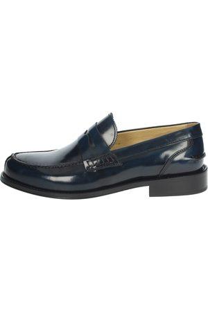Exton Loafers Men Pelle Abrasivata