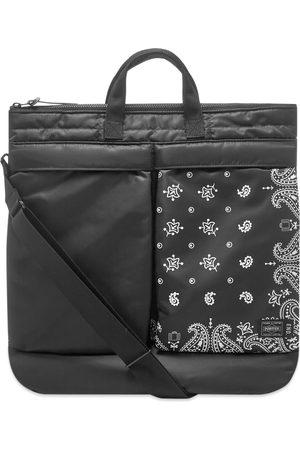 PORTER-YOSHIDA & CO Men Luggage - END. x 'Bandana' Helmet Bag