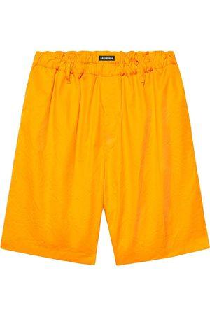 Balenciaga Shorts - Oversized chino shorts