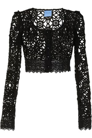 Macgraw Women Blouses - Noble broderie anglaise blouse