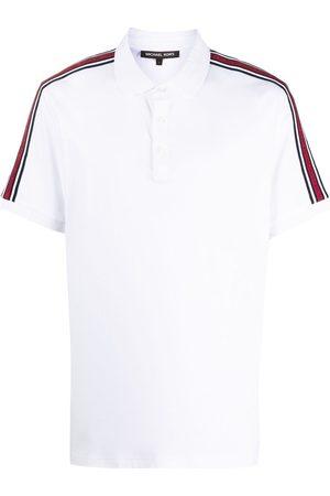 Michael Kors Logo-print cotton polo shirt