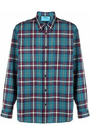 Gucci Men Shirts - Embroidered-cartoon shirt