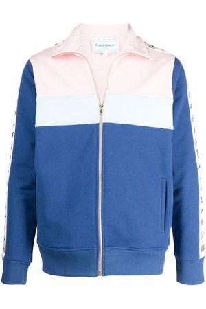 Casablanca Colour-block track jacket