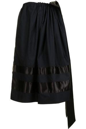 SOFIE D'HOORE Bow-tie panelled skirt