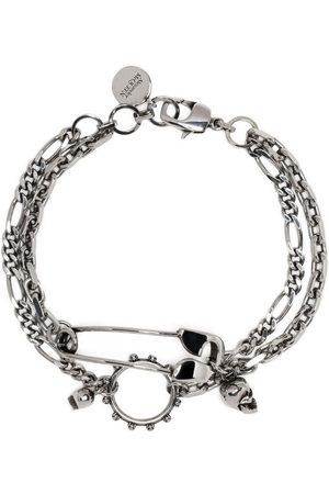 Alexander McQueen Charm chain bracelet