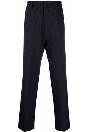 Marni Button-fastening straight-leg trousers