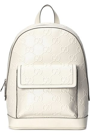 Gucci GG-embossed backpack