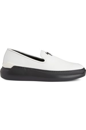 Giuseppe Zanotti Conley leather loafers