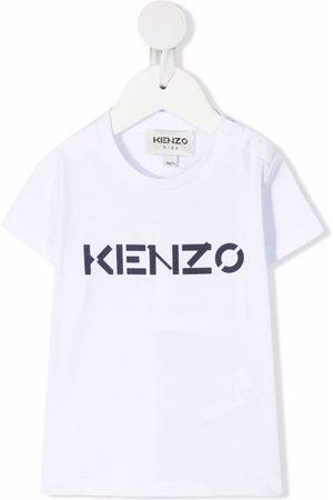 Kenzo T-shirts - Logo-print T-shirt