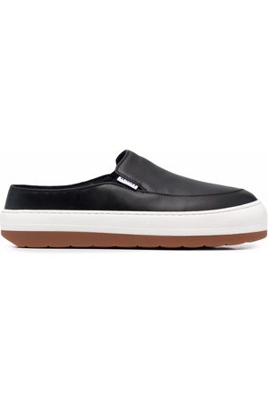 SUNNEI Men Flat Shoes - Slip-on flatform sneakers