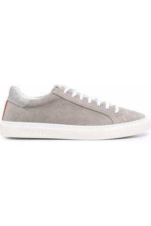 HIDE&JACK Essence round-toe low-top sneakers - Grey