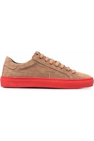 HIDE&JACK Essence two-tone sneakers - Neutrals
