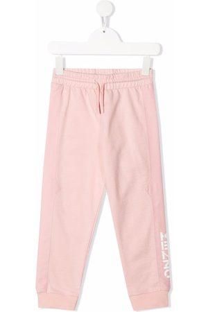 Kenzo Girls Sweatpants - Logo-print track pants