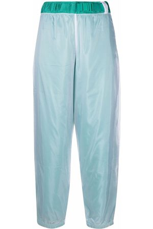 Nike Women Sweatpants - Elasticated-waist trousers