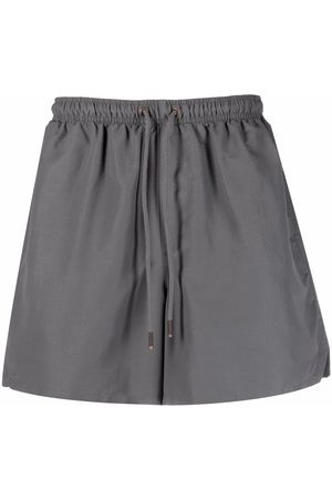 PUMA Drawstring track shorts - Grey