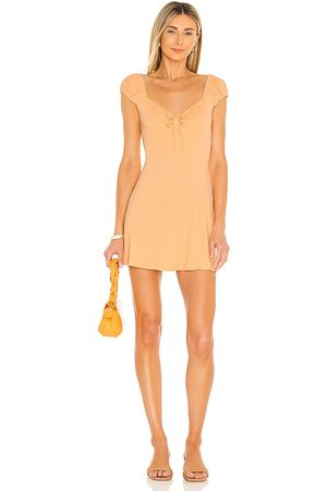 L*Space Sirena Dress in Peach.