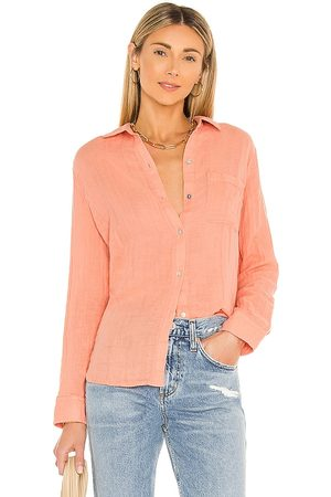 Rails Ellis Top in Peach.