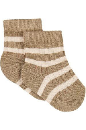 MP Kids - Dusty Pink Eli Socks - Unisex - 00 (17/18) - - Socks
