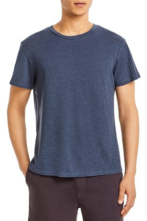 MONROW Men T-shirts - Relaxed Solid Tee