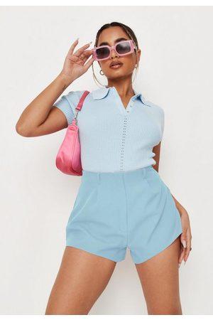 Missguided Women Shorts - Floaty Hem Shorts