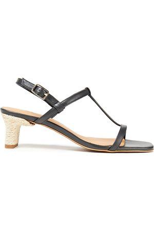 Castaner Castañer Woman Linet Leather Sandals Size 37