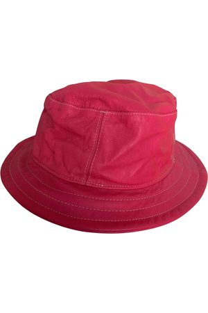 Marc Jacobs \N Leather Hat for Women