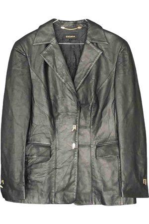Escada Women Leather Jackets - \N Leather Jacket for Women