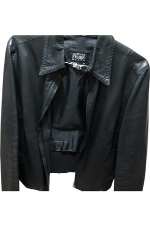 Gianfranco Ferré \N Leather Leather Jacket for Women