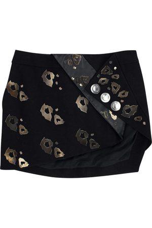 Anthony Vaccarello Women Skirts - \N Wool Skirt for Women