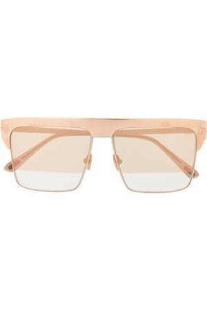 Tom Ford Square - Square frame sunglasses