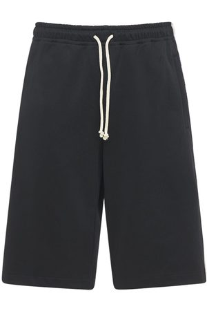 Gucci Technical Jersey Shorts W/side Bands