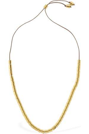 FEDERICA TOSI Lace Alma Adjustable Necklace