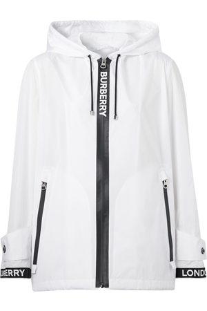 Burberry Women Sports Jackets - Everton Econyl Windbreaker Jacket
