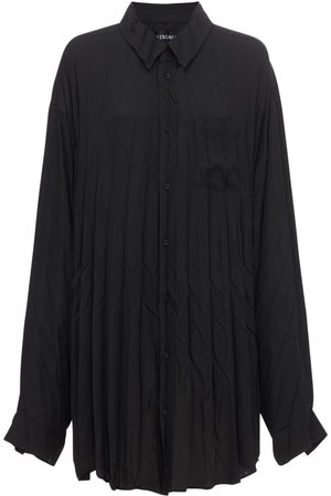 Balenciaga Technical Crepe Shirt
