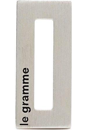 Le Gramme Men Necklaces - Logo-engraved rectangle pendant