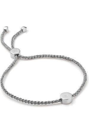 Monica Vinader Women Bracelets - Linear Solo Friendship diamond bracelet